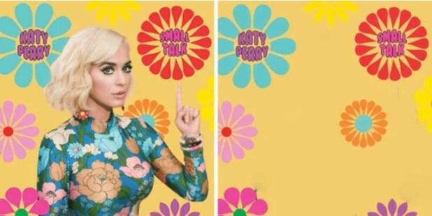 """""""Small Talk"""", de Katy Perry (Instagram)."""