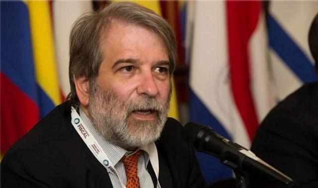 Félix Crous, el titular de la OA designado por Alberto Fernández.