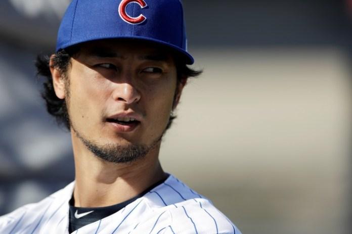 Yu Darvish (Chicago Cubs) reclamó que le saquen el título a los Astros por el escándalo de robo de señales. (AP)
