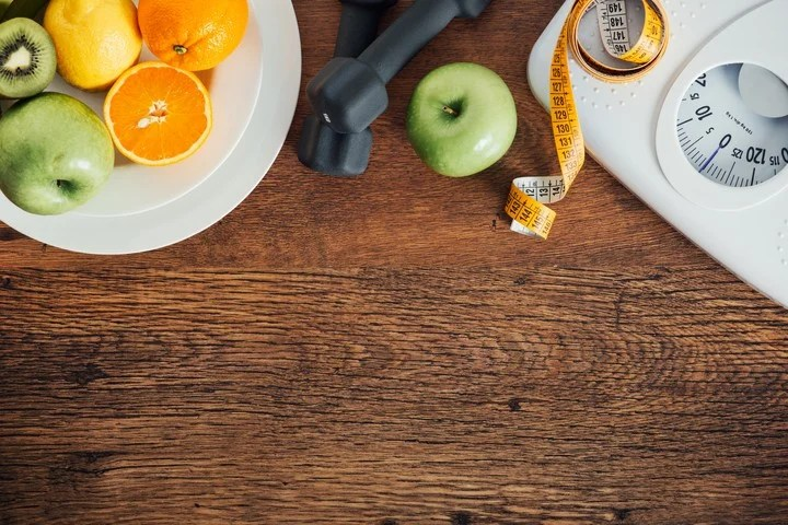 Healthy eating and exercise should be part of the #QuedateEnCasa routine.