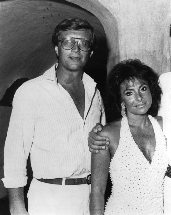 Maurizio Gucci and his wife Patrizia. Photo: AP