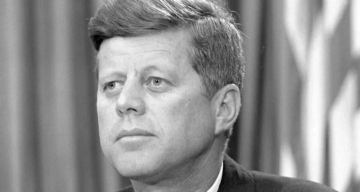 John F. Kennedy, una vida marcada por la tragedia.
