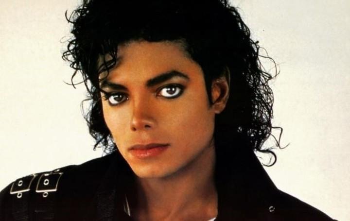 Michael Jackson, el rey del pop, otro ejemplo de ojos Sanpaku.