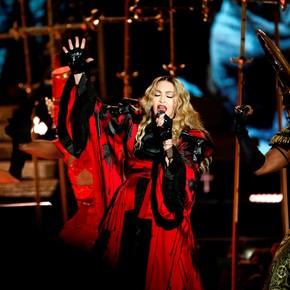 Madonna caught coronavirus