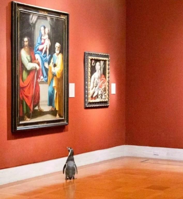 "Su ""artista preferido"" resultó ser Caravaggio. (Foto: The Nelson-Atkins Museum of Art)"
