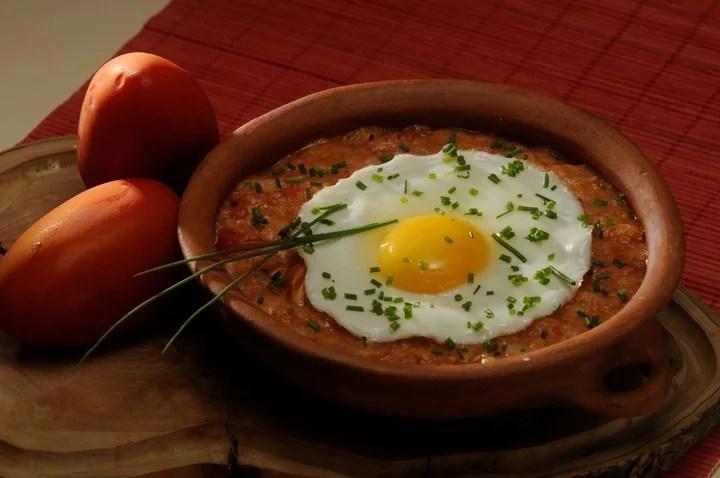 Tomaticán recipe.