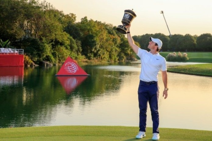 Rory McIlroy won the World Golf Championship last year, another tournament that will be canceled. Photo: Golffile / Fran Caffrey