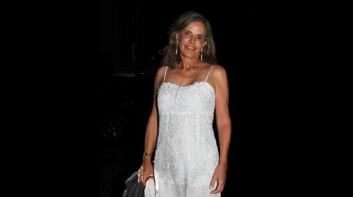 Socióloga recibida en la UCA, Silvia Saravia se casó con Jorge Neuss en julio de 1974 y tuvieron cuatro hijos y diez nietos. Foto Enrique García Medina