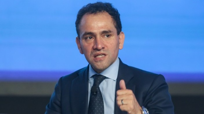 Arturo Herrera Gutiérrez, secretario de Hacienda y Crédito Público de México. Foto: Isaac Esquivel / Cuartoscuro
