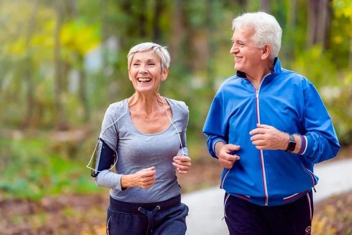 L'exercice physique régulier est la pierre angulaire d'un mode de vie sain.  Photo Shutterstock.