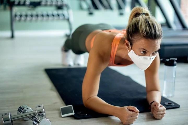 Le renforcement musculaire est essentiel.  Photo Shutterstock