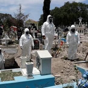 AMLO: el presidente de México anunció una ayuda para familiares de víctimas fatales de Covid-19