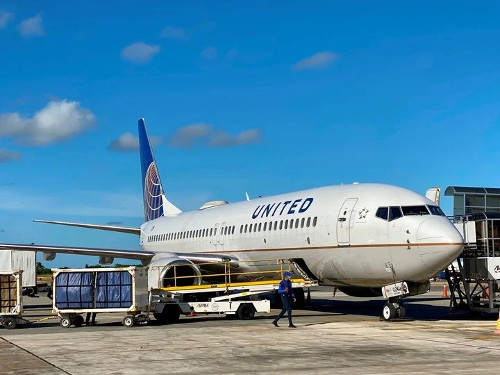United Airlines will require vaccination of its 67,000 employees.  AFP photo