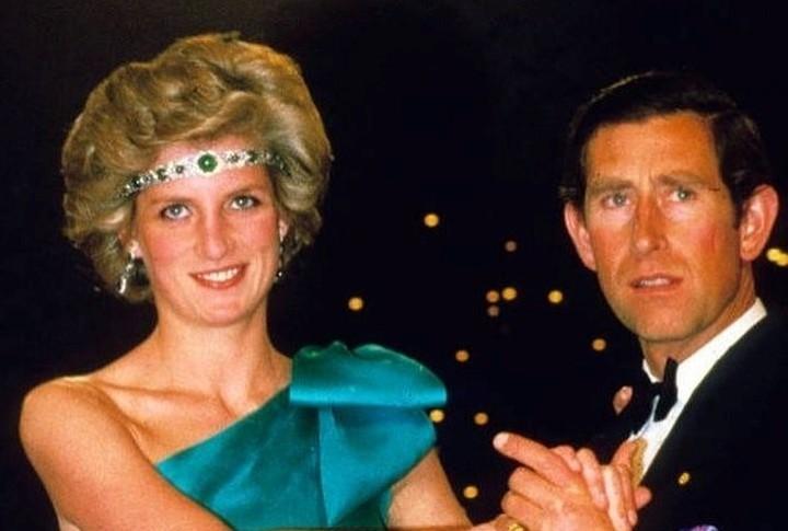Lady Di y el príncipe Carlos. El matrimonio fue un fracaso y el final de Diana fue trágico.