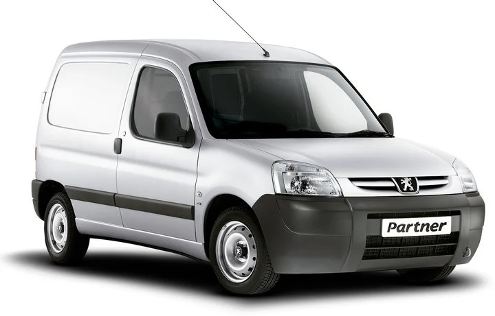 Peugeot Partner.  The French brand offers different proposals for its utility vehicles.