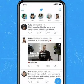 Twitter enables the playback of YouTube videos without leaving the app