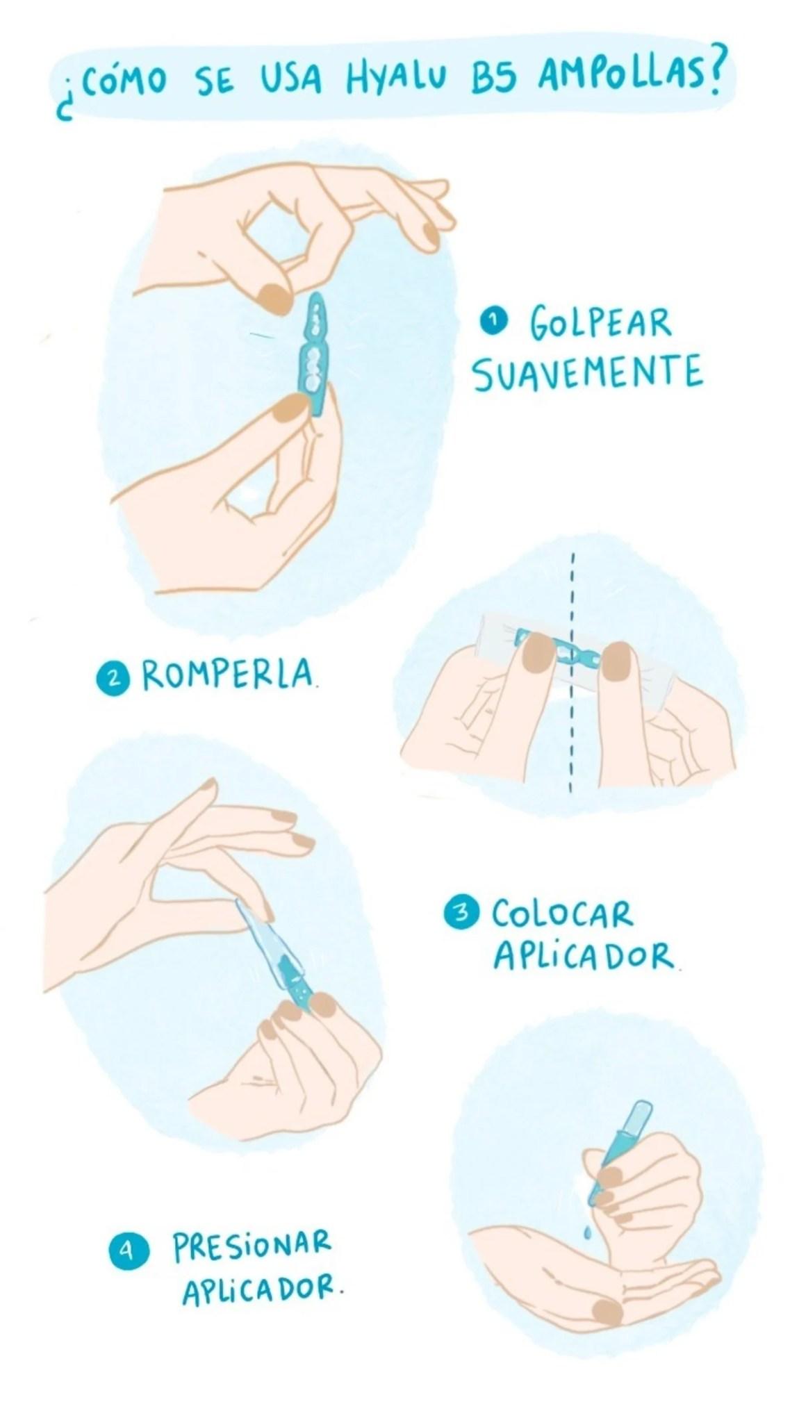 A very simple step by step.