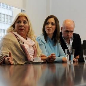 Horacio Rodríguez Larreta-María Eugenia Vidal-Elisa Carrió Pact: They have already made a decision, but the flames are growing