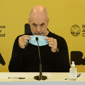 Surprise in a survey: after a year, Horacio Rodríguez Larreta no longer leads an image ranking