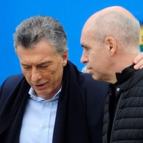 Mauricio Macri and Horacio Rodríguez Larreta: differences due to the lists and the genetics of the opposition