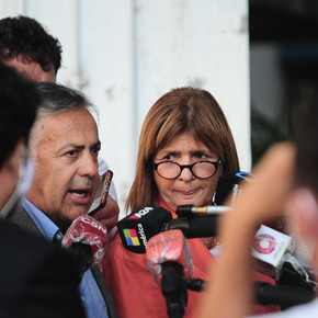 """Patricia Bullrich lowered the tension in Together for Change: """"I am neither old nor willing to fight for a position"""""""