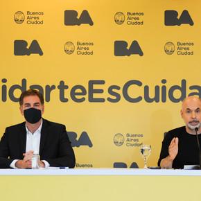 Sorpresa en una encuesta: Horacio Rodríguez Larreta ya no es el opositor más querido entre los votantes K