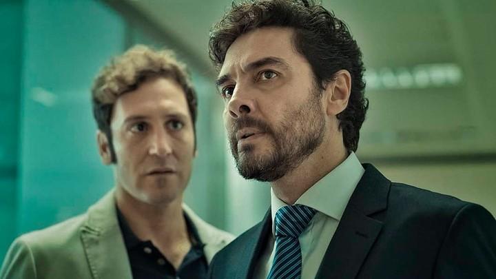 Juan Manuel Seda joins La Casa de Papel.