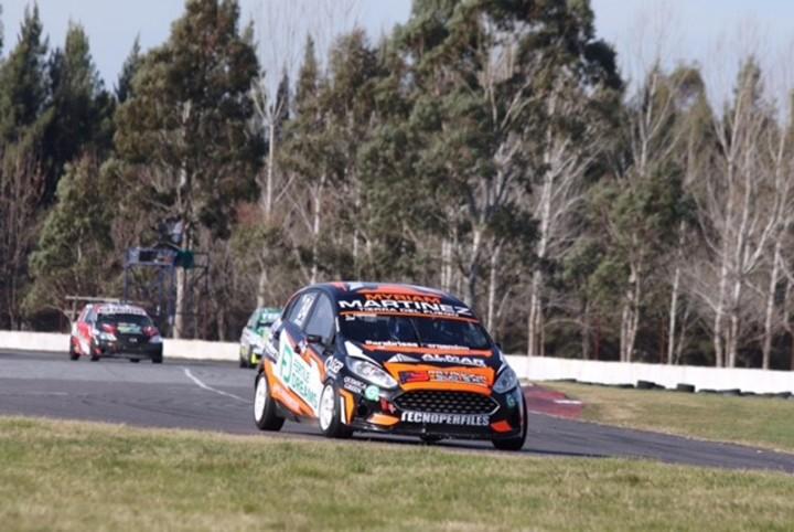 Lucas Yerobi's Ford Focus.