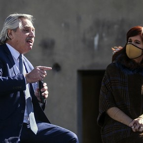 A survey, the shadow of Cristina Kirchner and the most complex scenario for Alberto Fernández