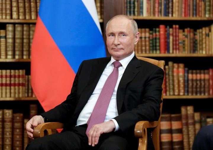 El presidente de Rusia, Vladimir Putin, busca recuperar peso en el tablero internacional. Foto: REUTERS