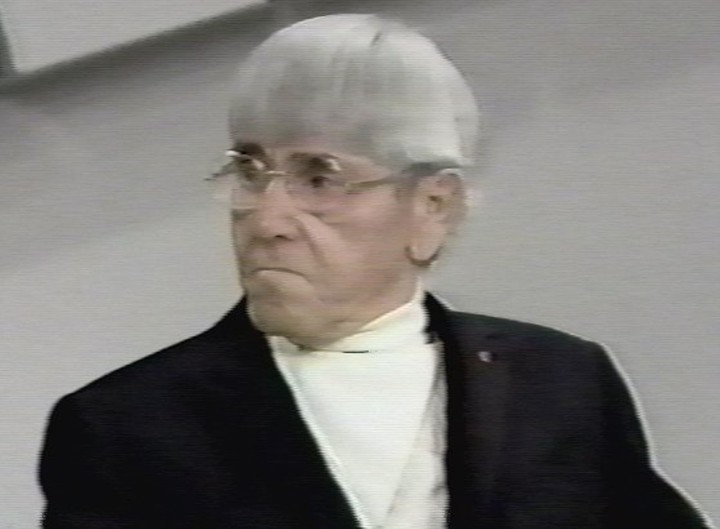 Moe Howard of The Three Stooges died of lung cancer.