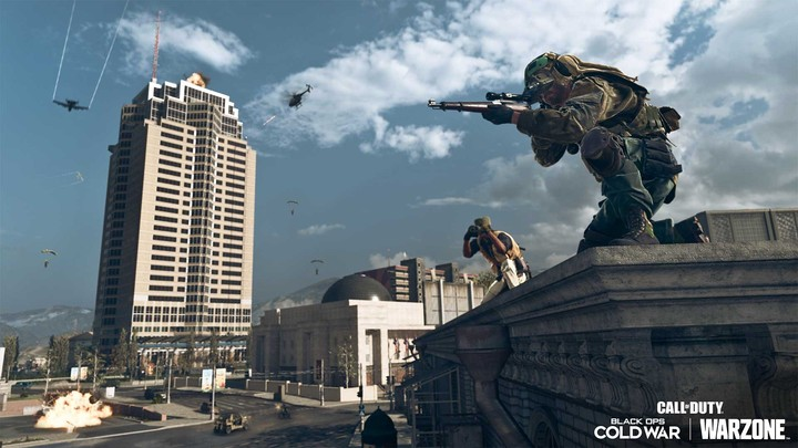 Call of Duty, one of the video games to which the most cheats are added.