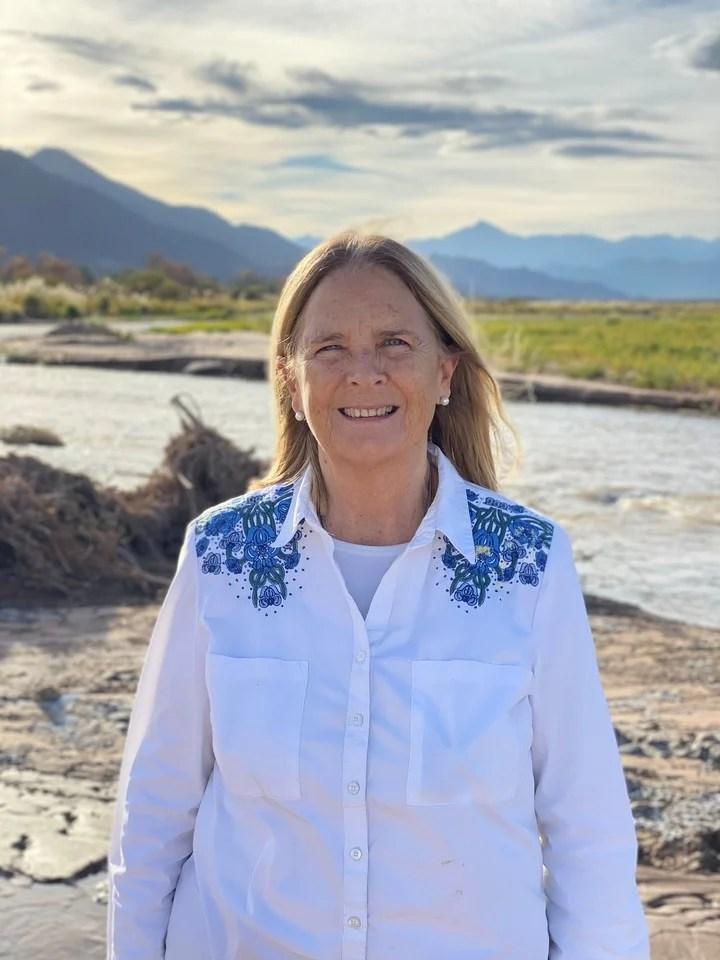 Inés Ordoñez de Lanús founded the Santa María Spirituality Center in 1972.