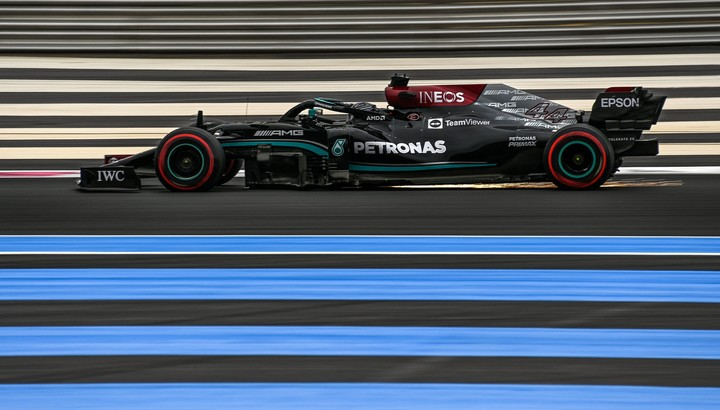 Lewis Hamilton will be challenged to start second when in the previous two races in France he had achieved pole position.