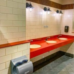 It was discovered why there are no mirrors in the bathrooms of Disney parks