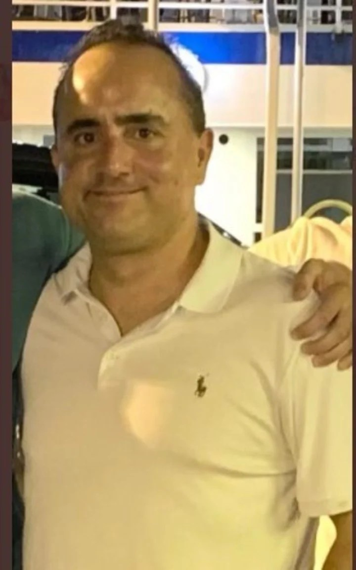 Michael Altman, one of the missing persons after the building collapse in Miami.