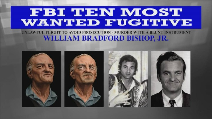 William Bradford Bishop has been wanted by the FBI since 1976.
