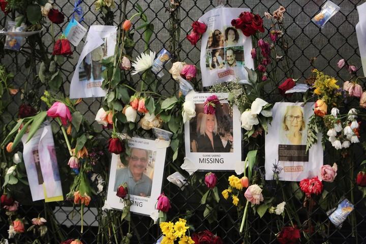 I remember in Miami.  AP Photo