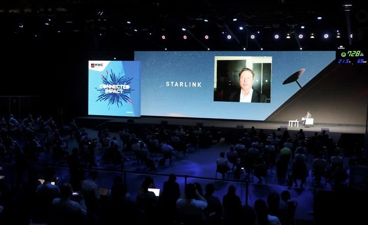 Starlink already has 70 thousand users.  Reuters photo