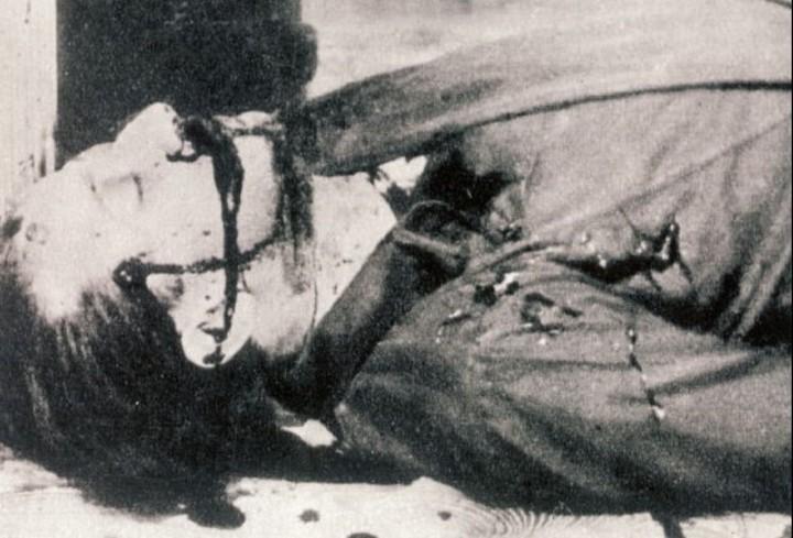 Stavisky fue hallado muerto en su casa de Chamonix, en Francia. Foto: AFP