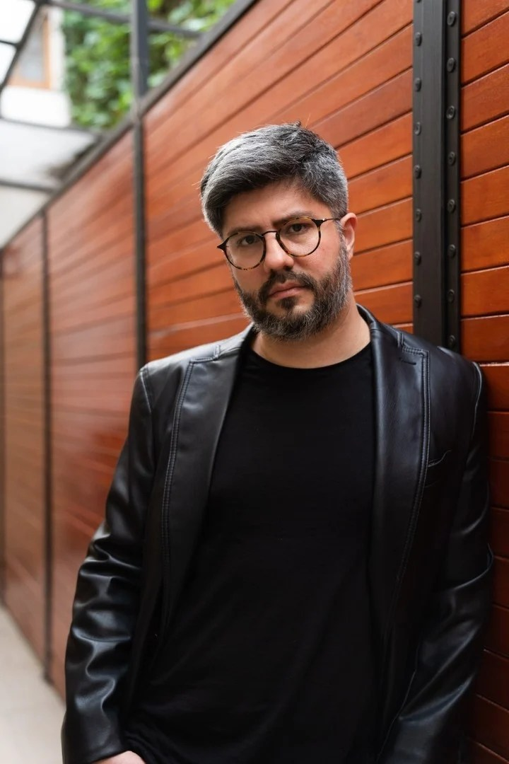 Pablo Estigarribia says that Horacio Salgán was not used to writing scores for his songs because he had a prodigious memory and always played the same arrangements.  Photo Courtesy Daniel Arakaki