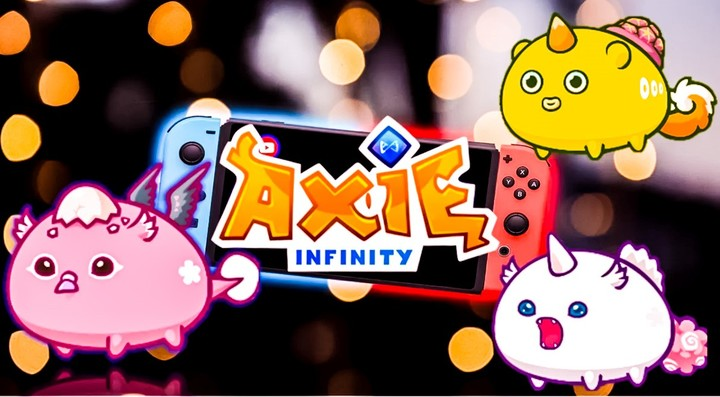To play at Axie you need to make a significant investment in Ethereum.