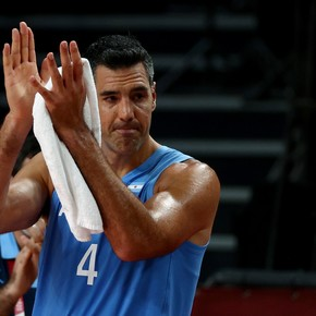 Luis Scola, huge: Messi, Delpo, Sabatini and Lucha Aymar fired the symbol of Argentine basketball