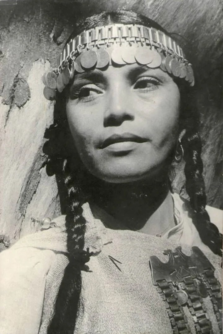 Aimé Painé was one of the highest representatives of national folklore and Mapuche culture.  Source: Google