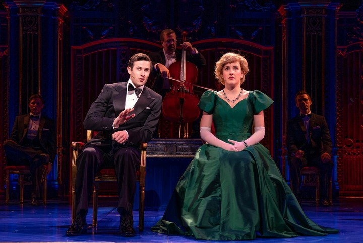 El musical de Broadway.