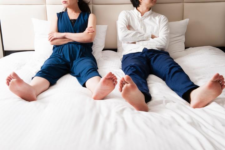 Cuando uno de los integrantes tiene más apetito sexual que el otro se genera una insatisfacción. Foto ilustración Shutterstock.