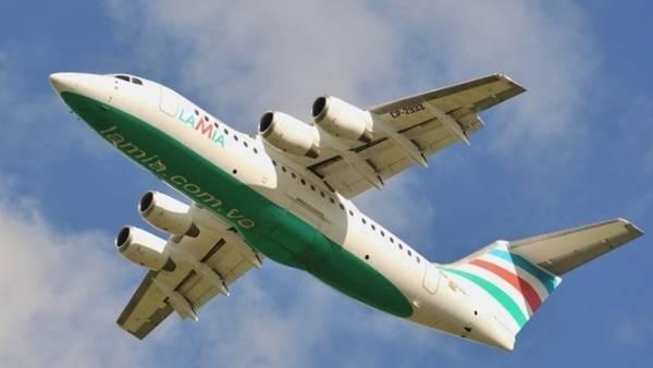 El avión Lamia CP2933