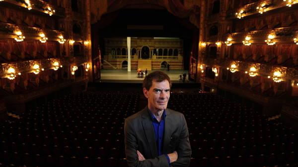 Dario Lopérfido renunció como Ministro de Cultura de la Ciudad pero queda como Director del Teatro Colón. Fotos Ruben Digilio