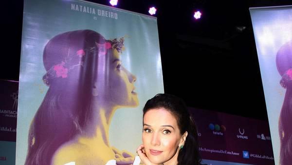 Gilda, No me arrepiento de este amor, la pelicula que protagonizará Natalia Oreiro (Fotos: Veronica Guerman/Graphpress)