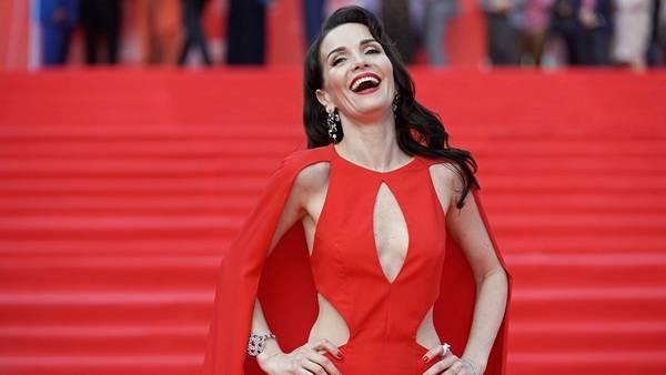 Natalia Oreiro en el Festival de Cine de Moscú